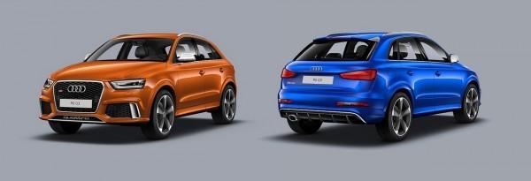 Audi RS Q3 2014.0