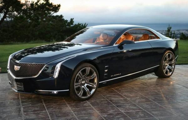 Cadillac Elmiraj Concept live