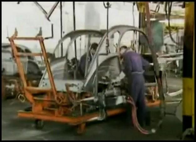 Comment on fabriquait une 2 CV en 1990 au Portugal