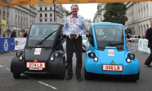 Gordon Murray T25 et T27
