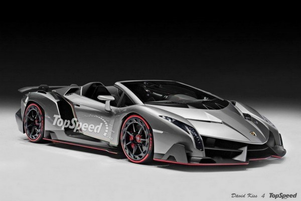 lamborghini la veneno roadster confirm e blog automobile. Black Bedroom Furniture Sets. Home Design Ideas