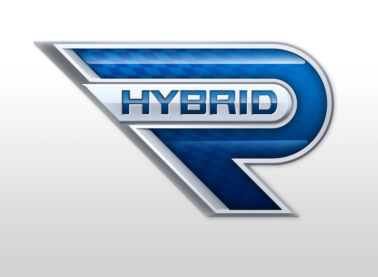 Logo Hybrid R