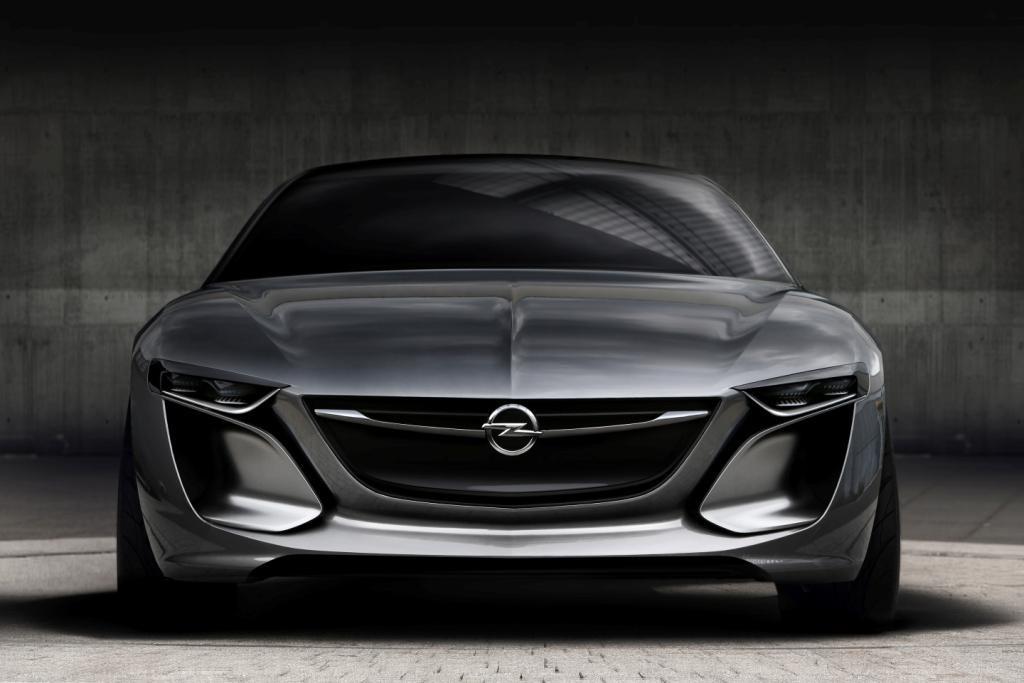 Opel Monza Concept Car 2013 Francfort (2)