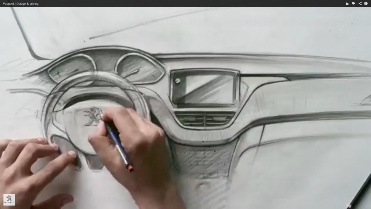 PEUGEOT Design & Driving