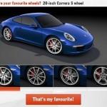 Porsche 911 Carrera 4S 5 Millions de fans