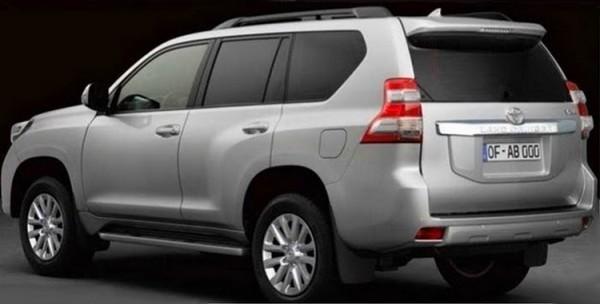 Toyota Land Cruiser restylé 2014.2