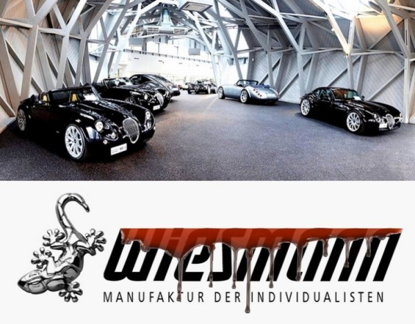 wiesmann manufacture