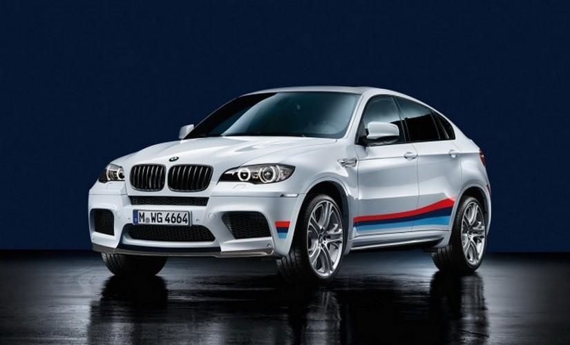 bmw x6 m design edition seulement 100 exemplaires blog automobile. Black Bedroom Furniture Sets. Home Design Ideas