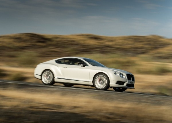 Bentley Continental GT V8S 2014.5