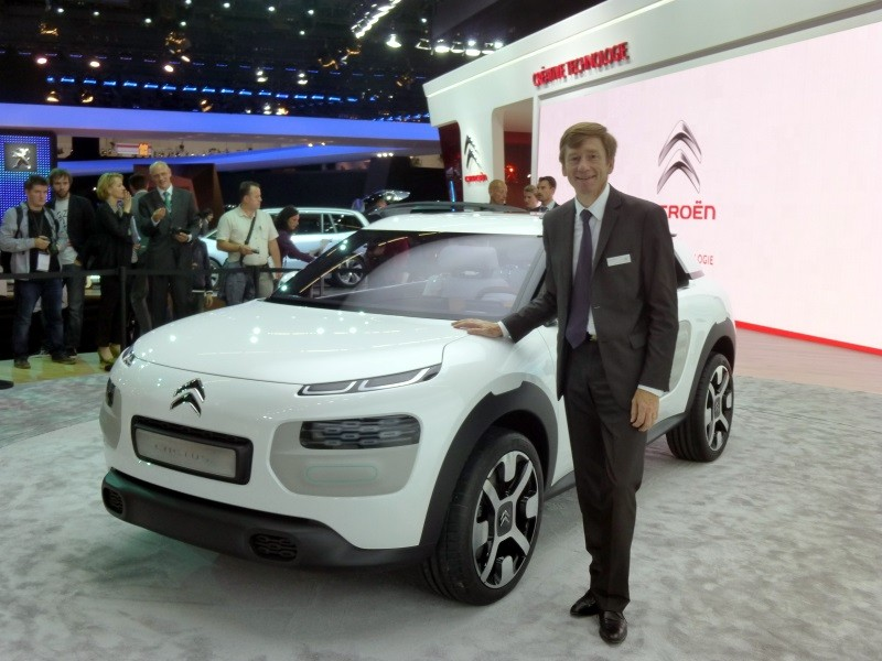 Citroën Francfort 07