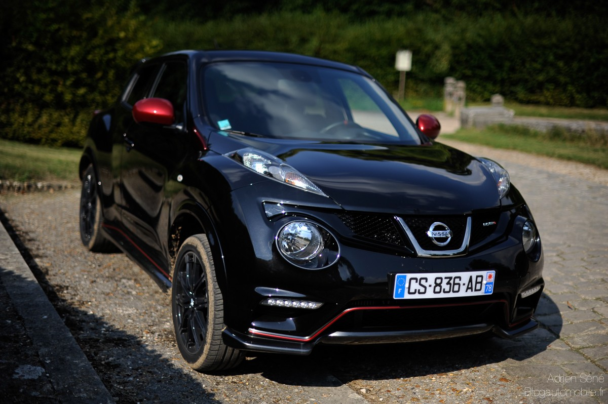 essai nissan juke nismo rien que pour vos yeux blog automobile. Black Bedroom Furniture Sets. Home Design Ideas