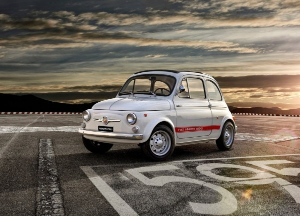 Fiat Abarth 595 50eme anniversaire.3