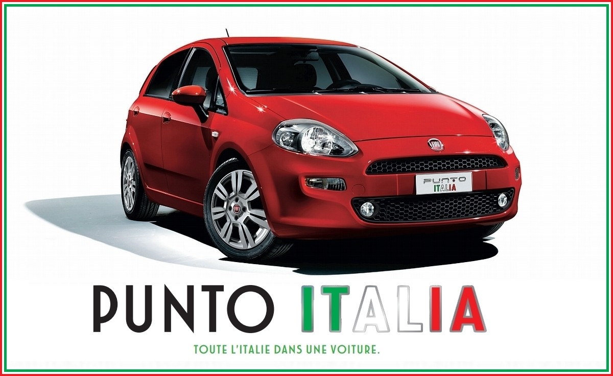 fiat punto italia le meilleur de fiat dans la punto blog automobile. Black Bedroom Furniture Sets. Home Design Ideas