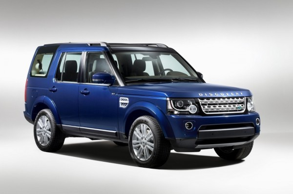 Land Rover DISCOVERY 2014.1