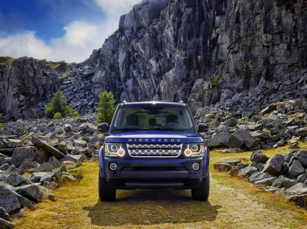 Land Rover DISCOVERY 2014.2