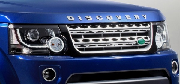 Land Rover DISCOVERY 2014.5