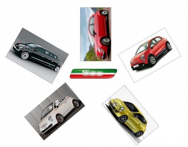 Les cycles de la vie selon Fiat... 500