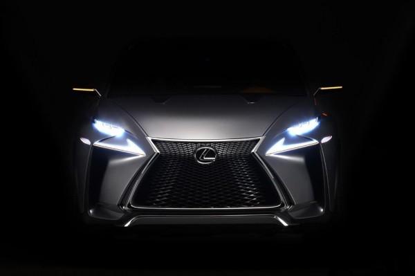Lexus LF-NX Concept.0