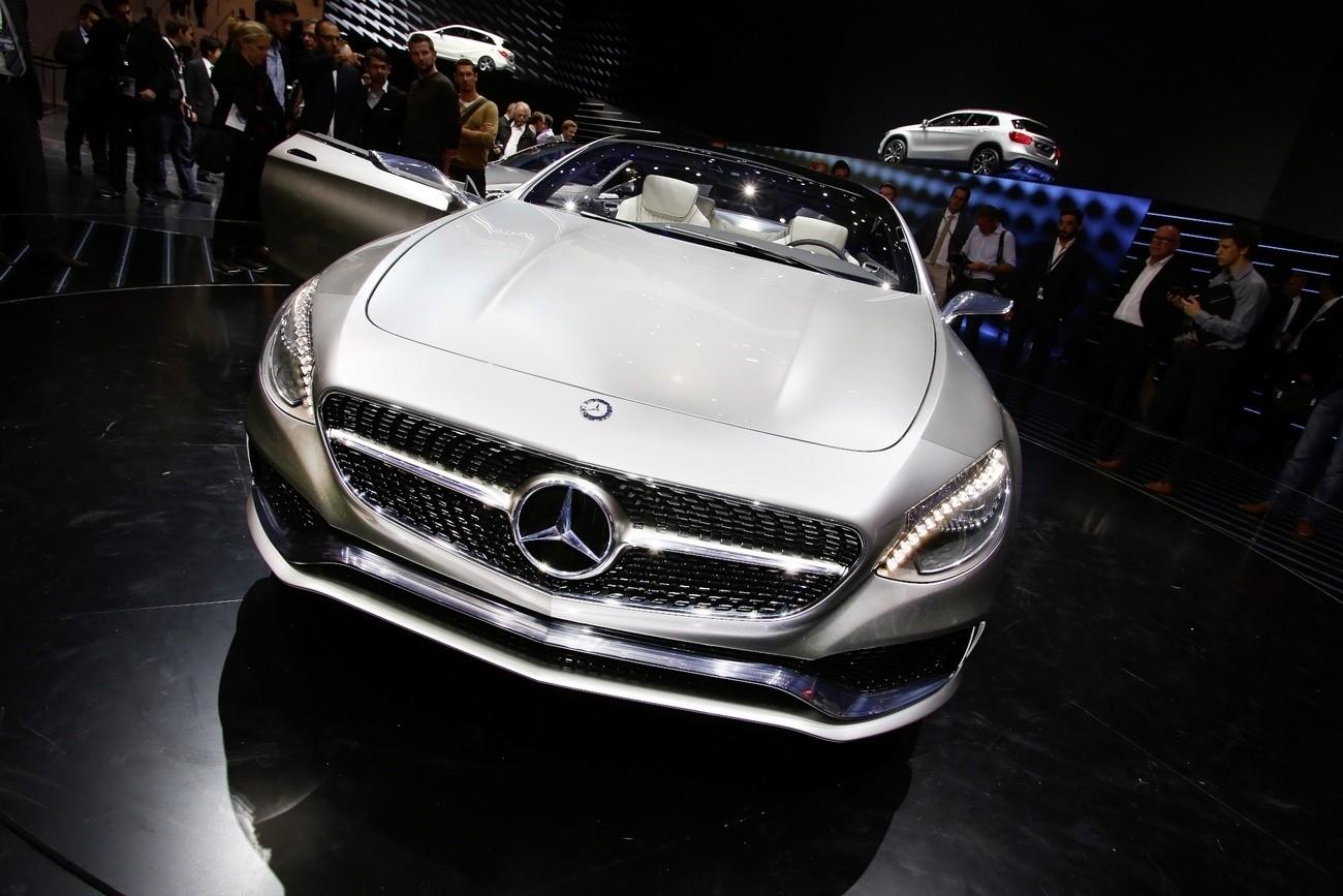 MB Classe S Coupé Concept 2013