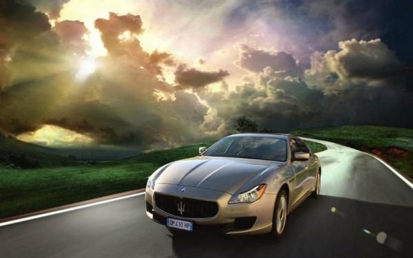 Maserati Quattropote diesel.2