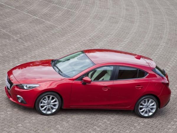 Mazda 3 2014.1