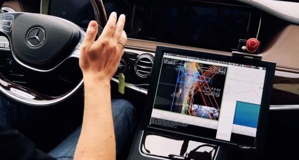 Mercedes Classe S Autonome