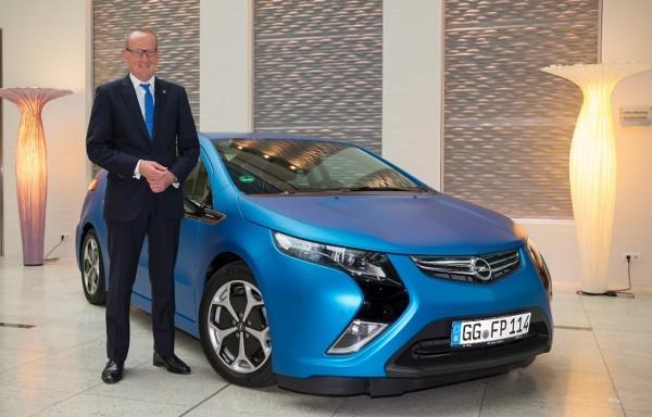 Opel Ampera baisse ses prix