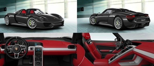 porsche 918 spyder faites la v tre blog automobile. Black Bedroom Furniture Sets. Home Design Ideas