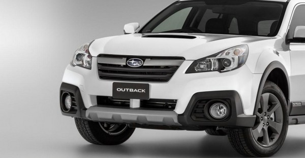 Subaru Outback Spec Australia 2014.0