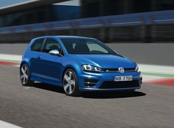 Volkswagen Golf R 2014.0