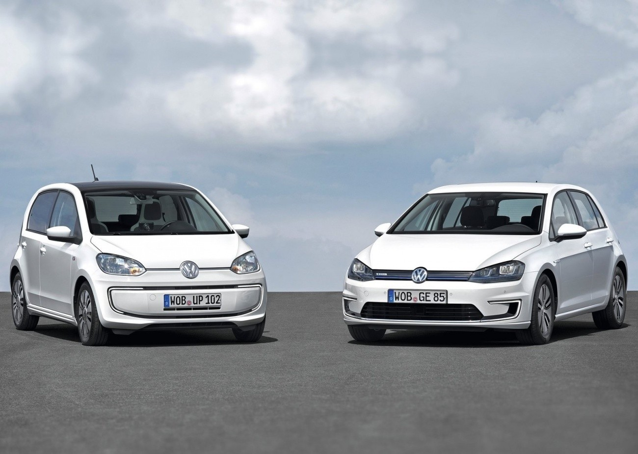 Volkswagen-e-Up-&-e-Golf 2014