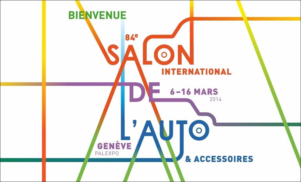 Salon de l 39 auto de gen ve 6 16 mars 2014 il s 39 annonce - Affiche salon de l auto ...