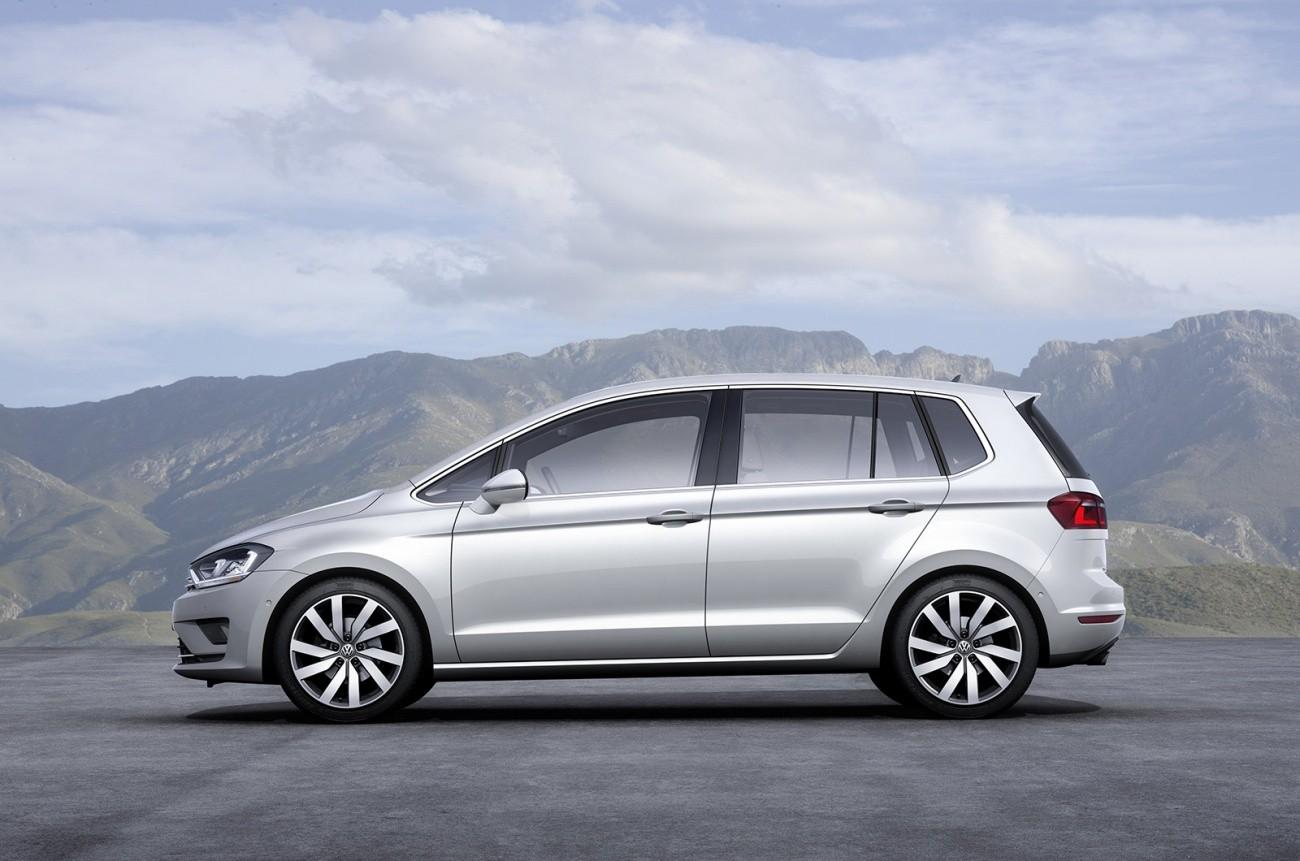 nouvelle volkswagen sportsvan concept la golf de monsieur plus blog automobile. Black Bedroom Furniture Sets. Home Design Ideas