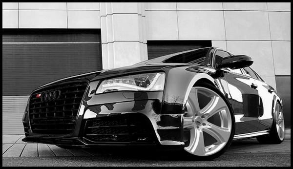 """Audi A8 """"RS"""" par Hofele"""