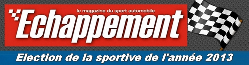 Election de la sportive Echappement 2013