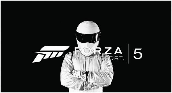 Forza Motorsport 5 : Avec The Stig dedans