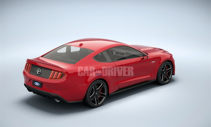 nouvelle ford mustang 2014 2015 la tenons nous blog automobile. Black Bedroom Furniture Sets. Home Design Ideas