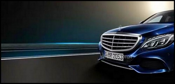 Mercedes Benz Classe C 2014.3