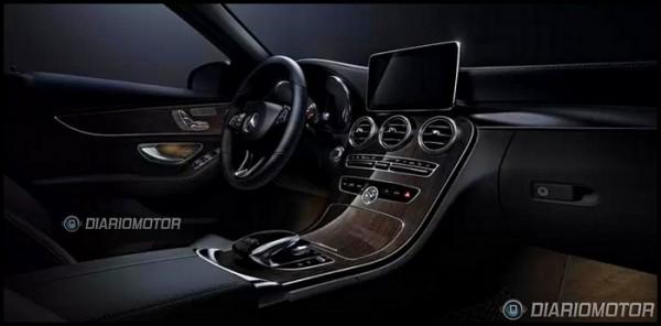 Mercedes Benz Classe C 2014.7