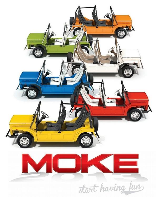 New Moke 2013-2014
