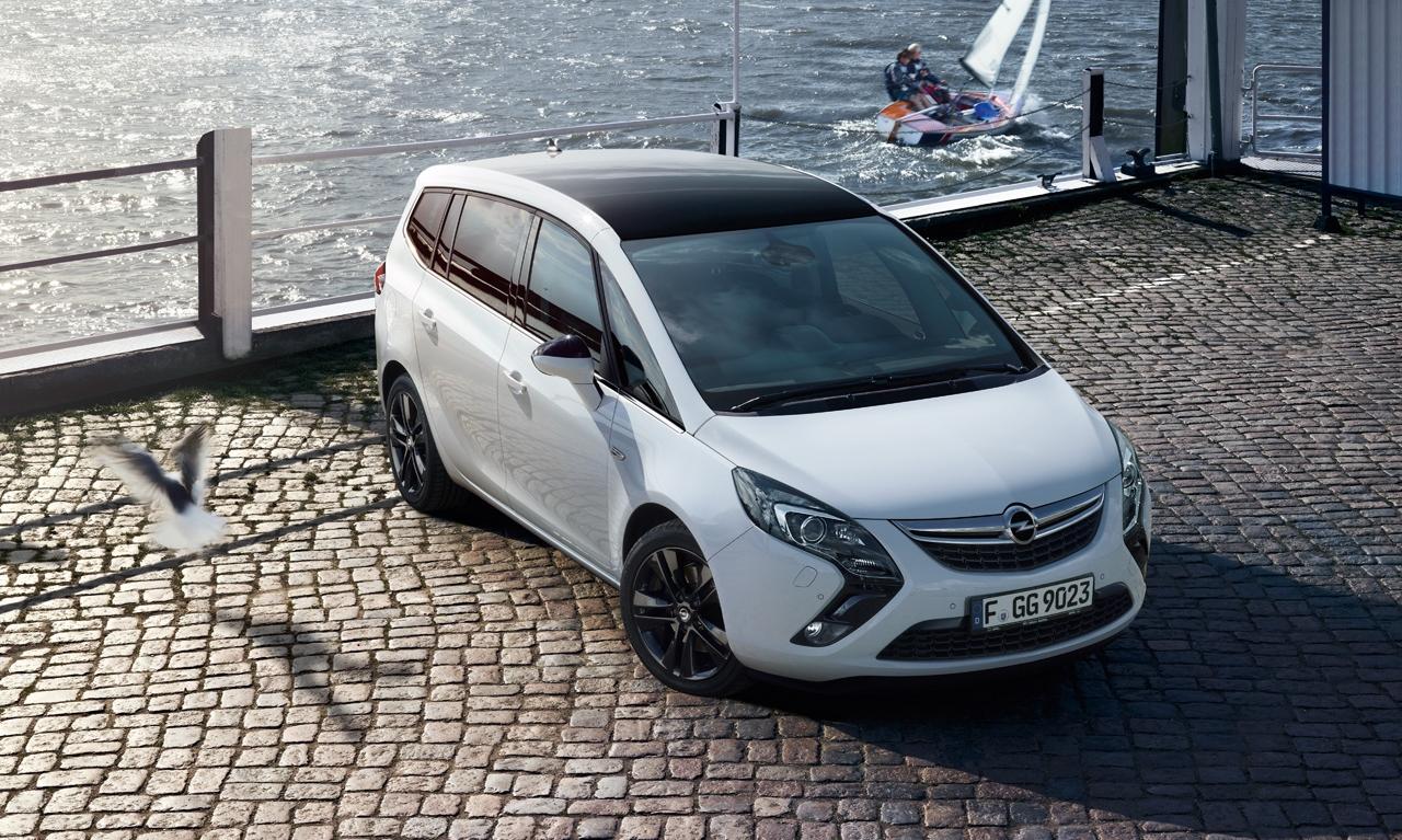 Opel Zafira Tourer Existe D 233 Sormais En 200 Ch Essence