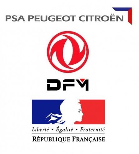 PSA avec une participation de Dongfeng et de l'état français.