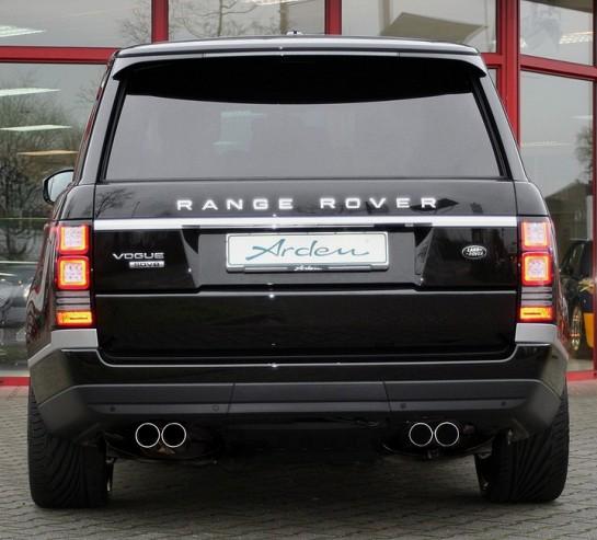 Range Rover TDV8 380 ch par Arden.3