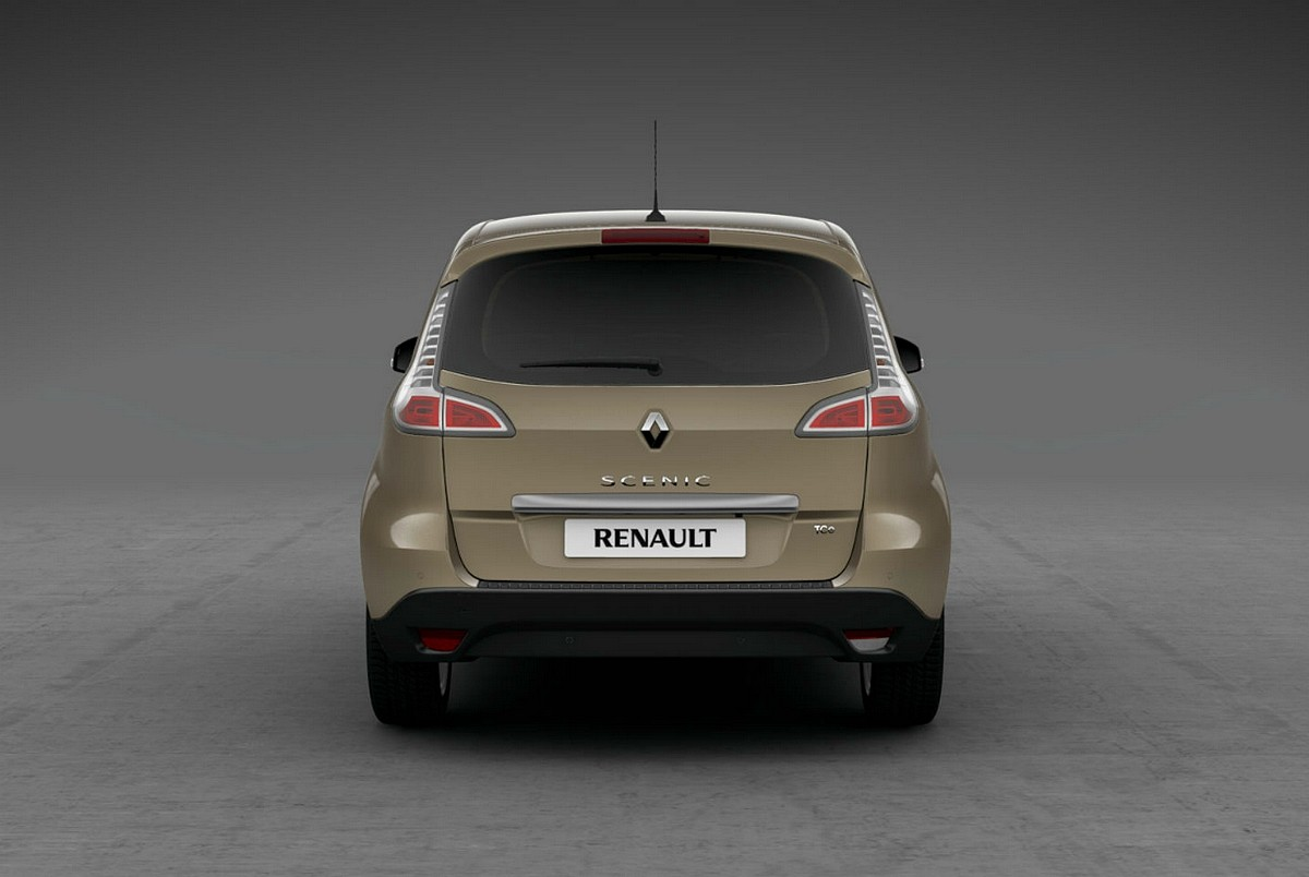 Renault Scenic Lounge.6