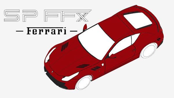 SP FFX Ferrari
