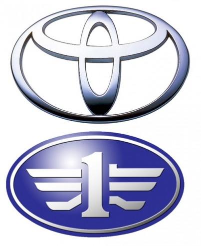 Toyota et FAW
