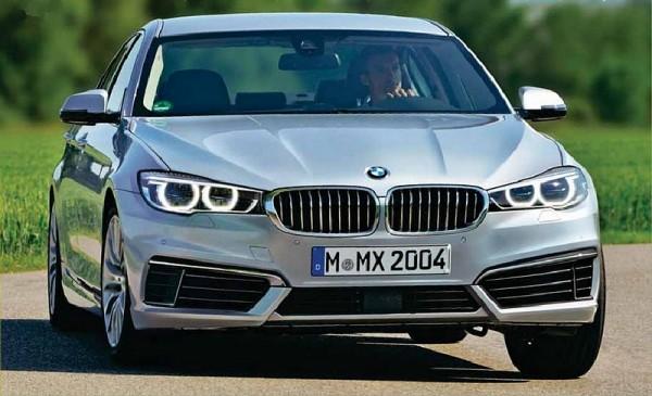 BMW Serie 5 2016.1