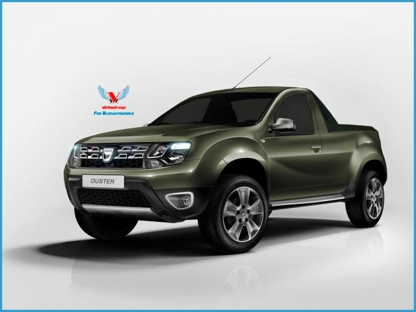 Dacia Duster pick up.1