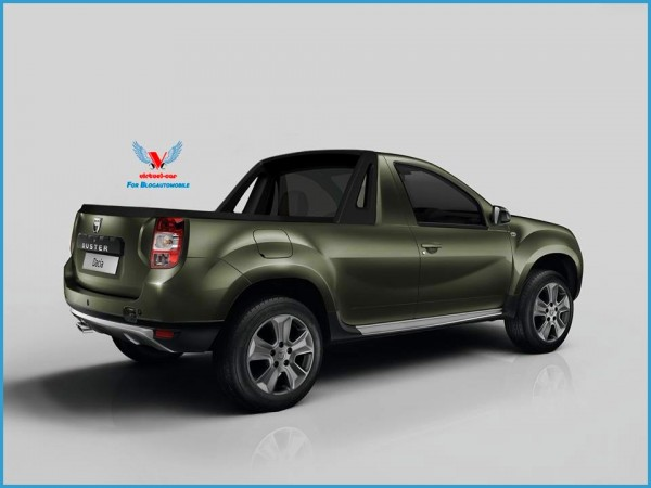 Dacia Duster pick up.2