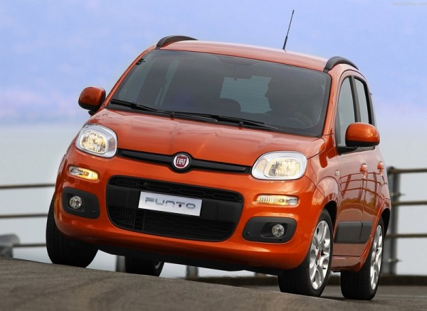 Fiat Panda-Punto